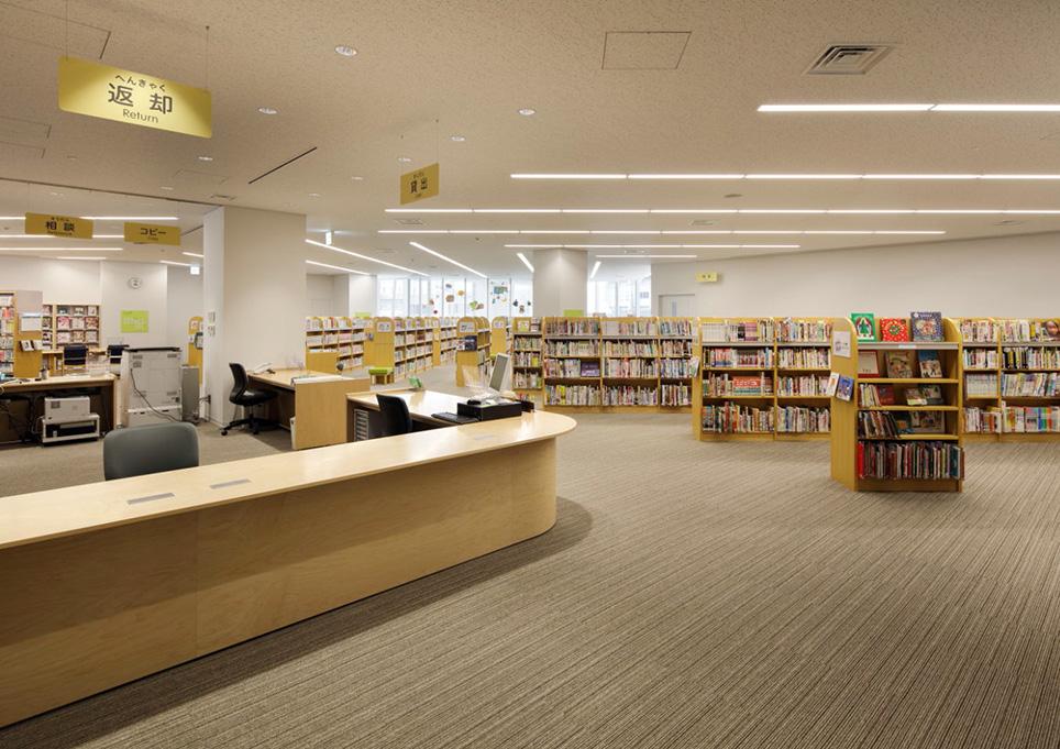 夢みらい図書館